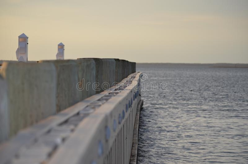 Angles de vue de baie images stock