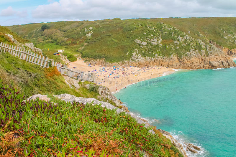 Anglia Cornwall fotografia royalty free