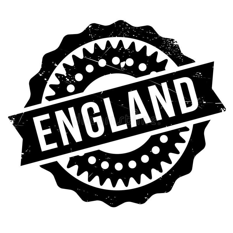 Anglia pieczątka zdjęcie royalty free