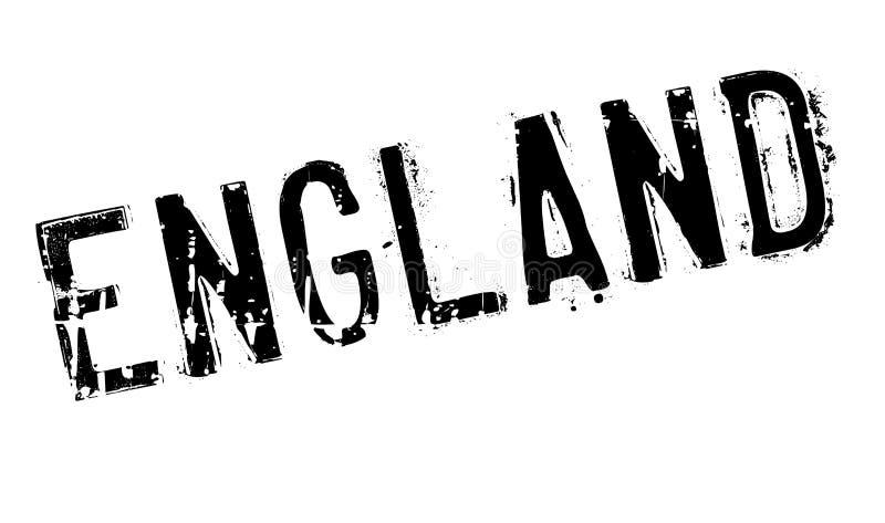 Anglia pieczątka zdjęcie stock