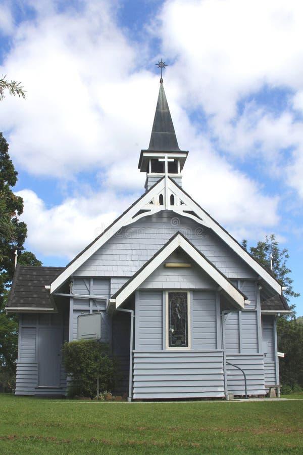 Anglicaanse kerk in Queensland royalty-vrije stock afbeeldingen