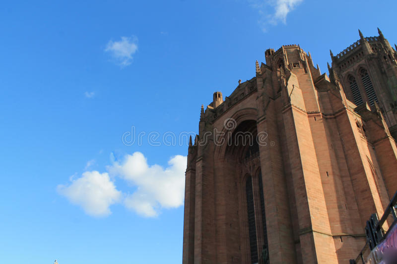 Anglican Cathedral stock images