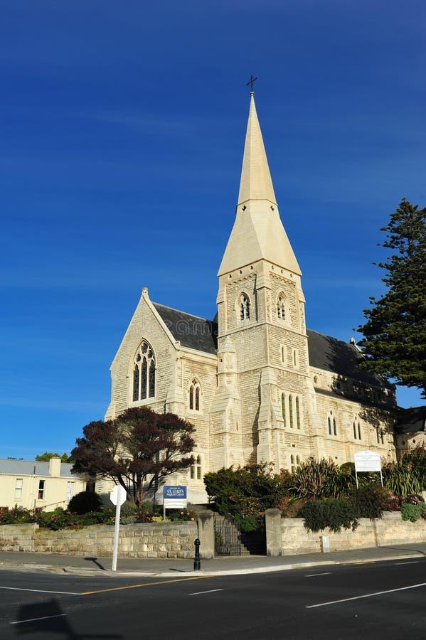 anglican katedralny Luke s st obrazy royalty free