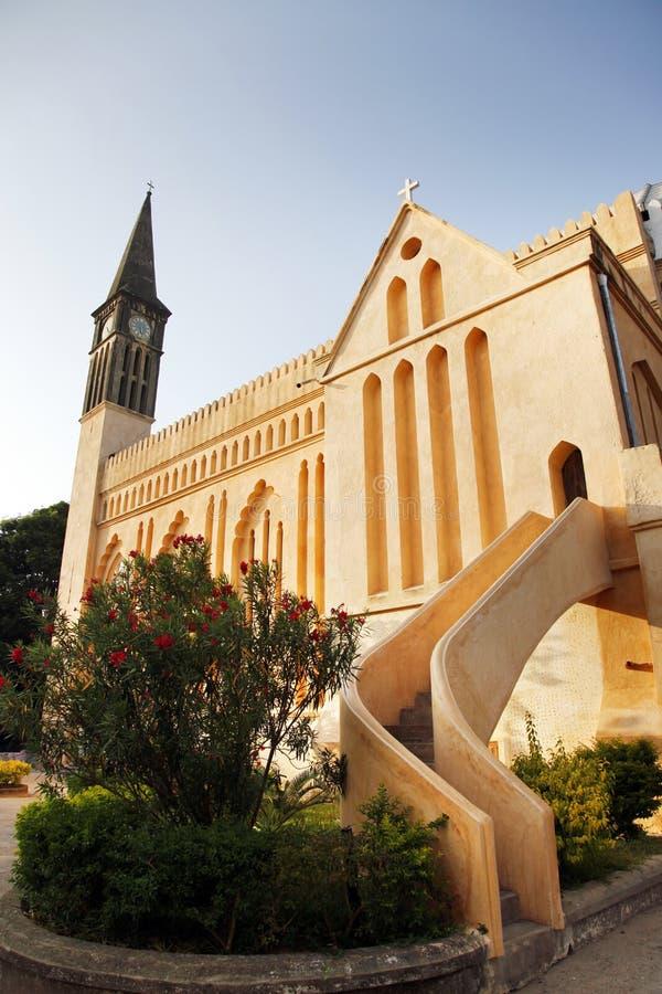 Anglikanische Kirche stockbild