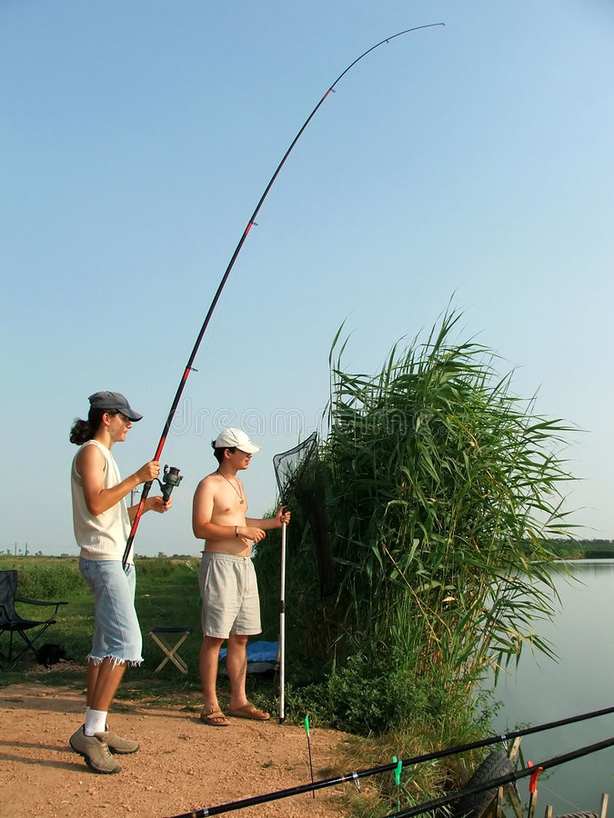 Download Angling Stock Photography - Image: 1617292