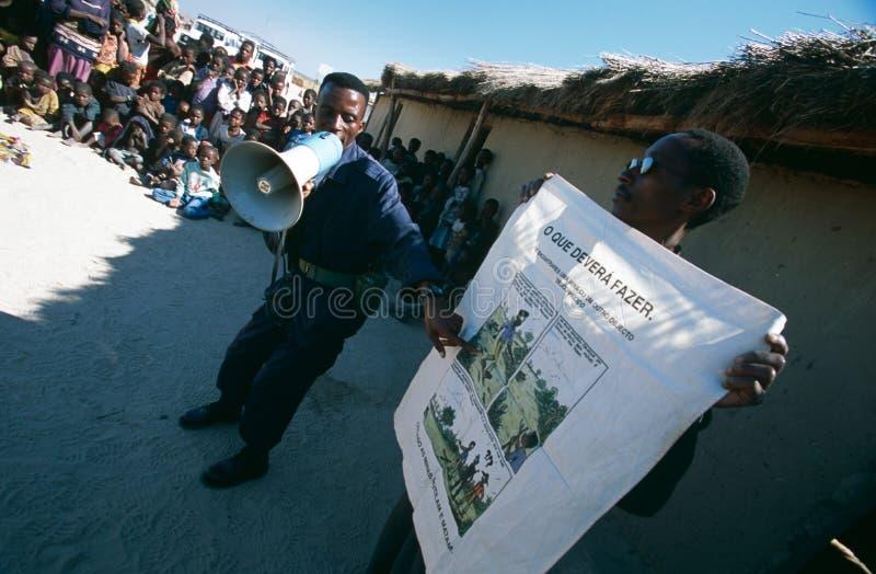 angola huambo arkivfoto