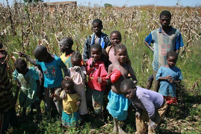 Angola - Huambo foto de archivo