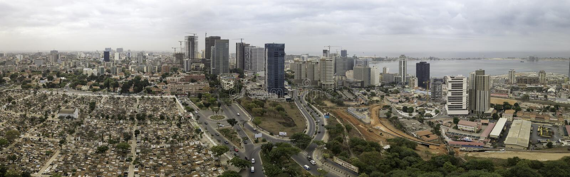 angola Luanda zdjęcia royalty free