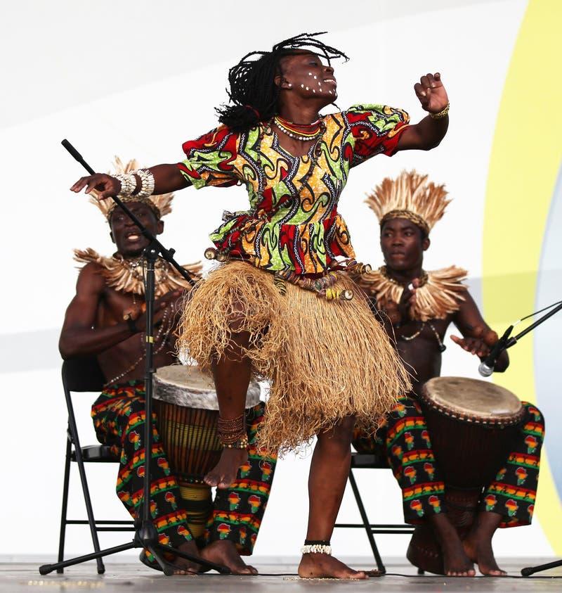 Angola show royalty free stock photo