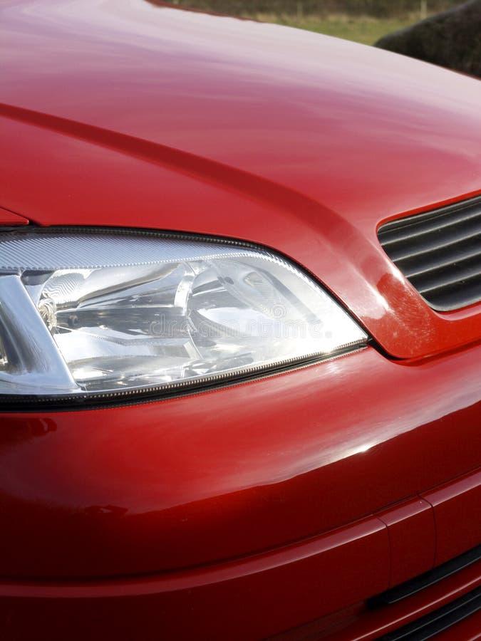Angolo Dell Automobile Fotografie Stock Libere da Diritti