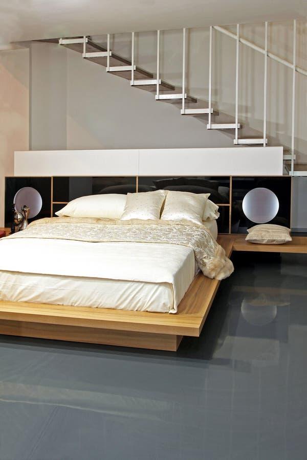 Angolo della camera da letto immagine stock immagine di for Piani della camera da letto divisi