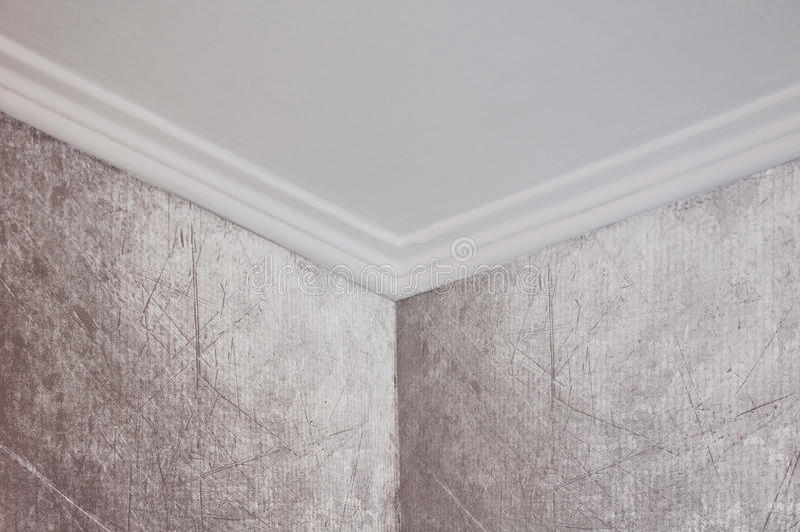 Angolo della stanza, riparazione illustrazione vettoriale