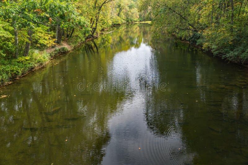 Angra desânimo, Virgínia, EUA fotografia de stock royalty free