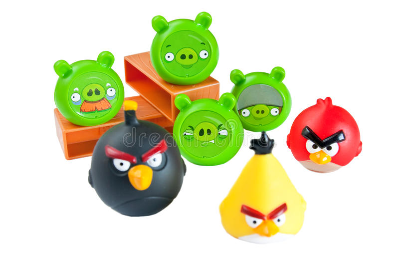 Download Angry birds editorial photography. Image of black, bird - 28216437