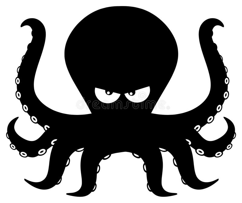 Octopus Clip Art PNG - Cute Octopus, Blue Octopus, Black And White Octopus.  - CleanPNG / KissPNG