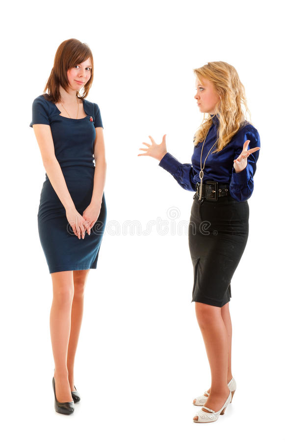 Download Angry boss stock image. Image of meeting, offending, people - 18995975