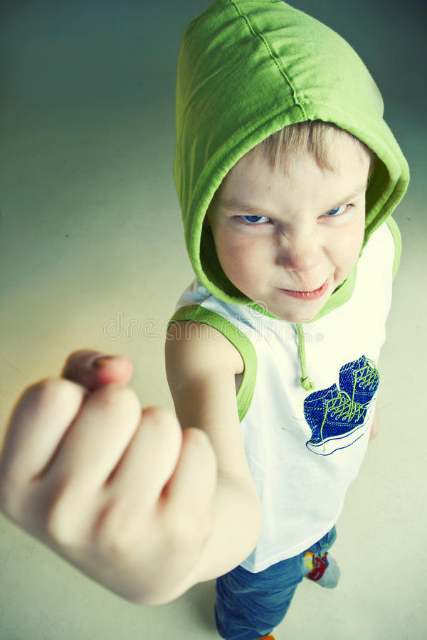 Download Angry Boy Stock Photography - Image: 19635242