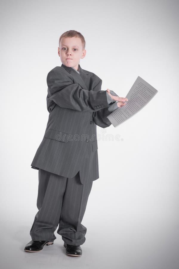 Download Angry Boy Stock Image - Image: 30603081