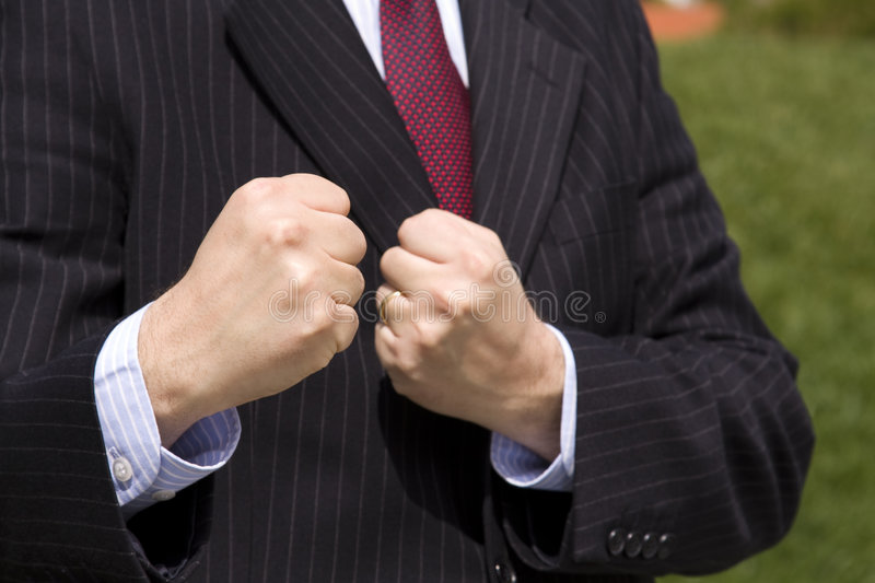 Download Angry businessman stock photo. Image of adult, business - 5139814