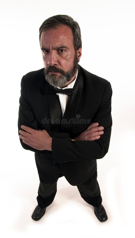 Download Angry gentleman stock photo. Image of blame, portrait - 2668698