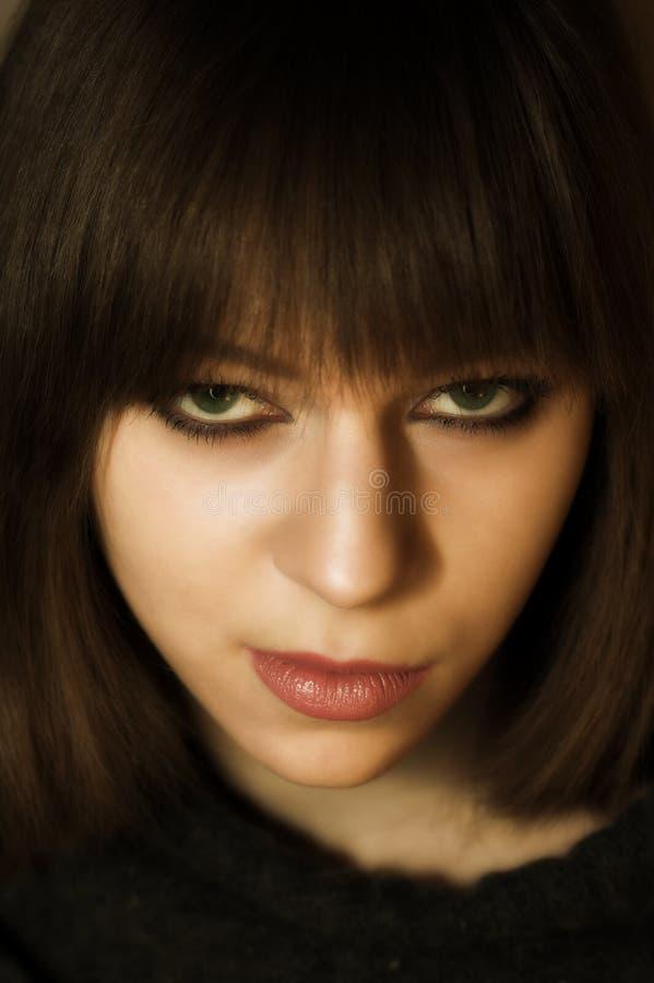 Free Angry Girl Stock Image - 481601