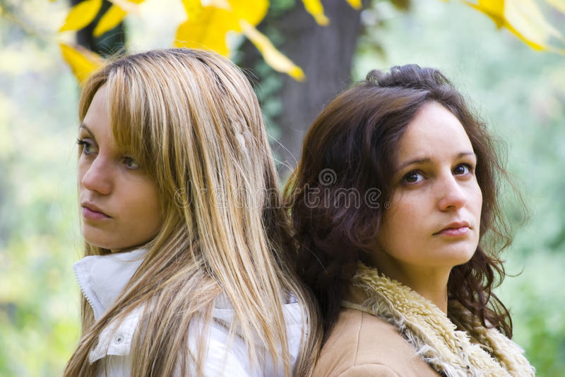 Download Angry girls stock image. Image of beautiful, girl, emotion - 11799757