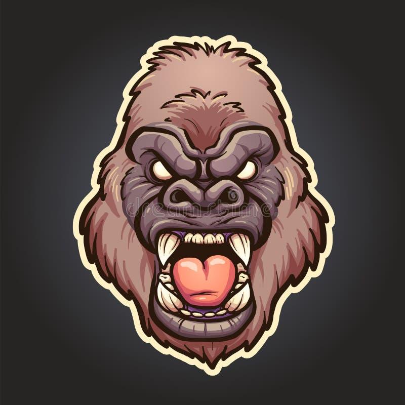 Gorilla Stock Illustrations 10,932 Gorilla Stock