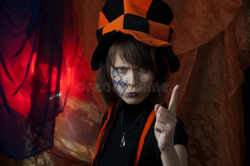 Download Angry mad hatter stock photo. Image of emotional, wonderland - 19127482