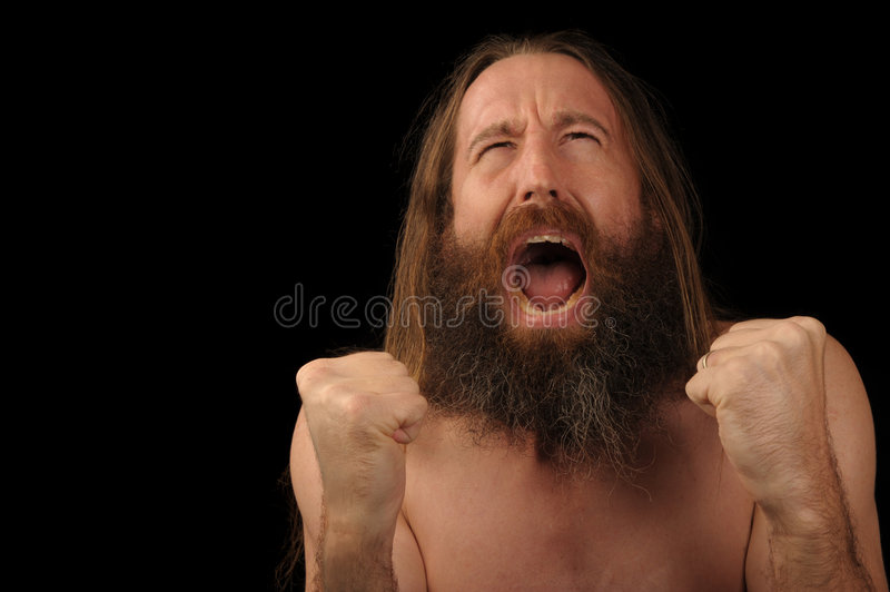 Download Angry man stock photo. Image of alone, health, doubt, male - 8876430