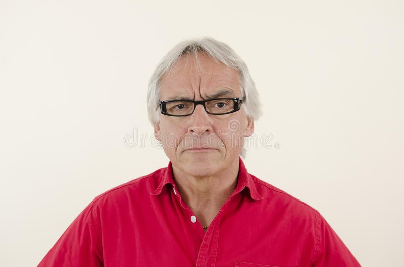 Download Angry Senior Man Royalty Free Stock Photography - Image: 24793837