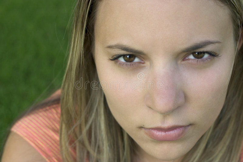 Download Angry Woman Stock Image - Image: 176701