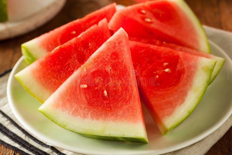 Download Anguria Senza Semi Matura Organica Immagine Stock - Immagine di gourmet, melone: 55351543