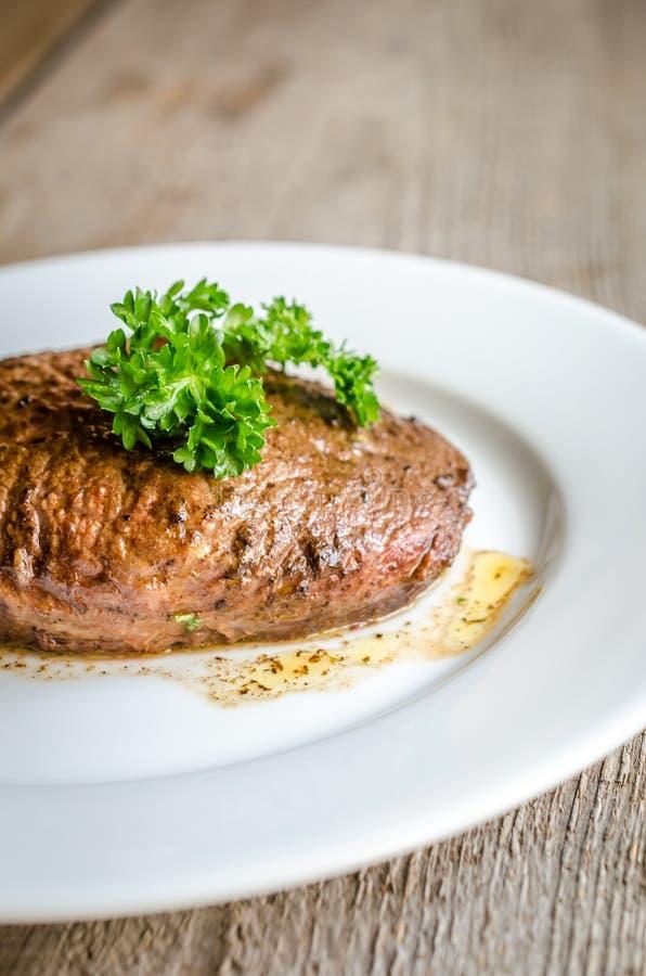 Angus Beef Steak fotografia stock libera da diritti
