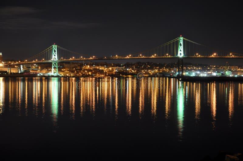 angus bridżowy Halifax l macdonald fotografia royalty free