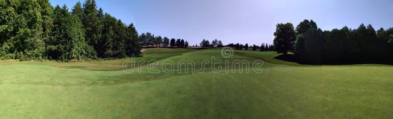 Angus Glen Golf Course Panorama royaltyfri bild