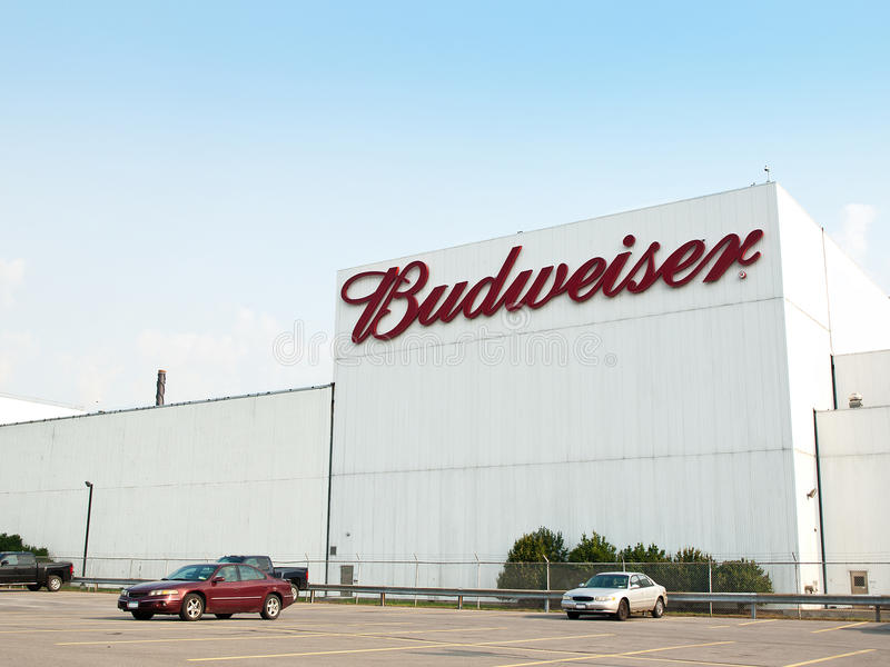 Anheuser- Busch stockfotos