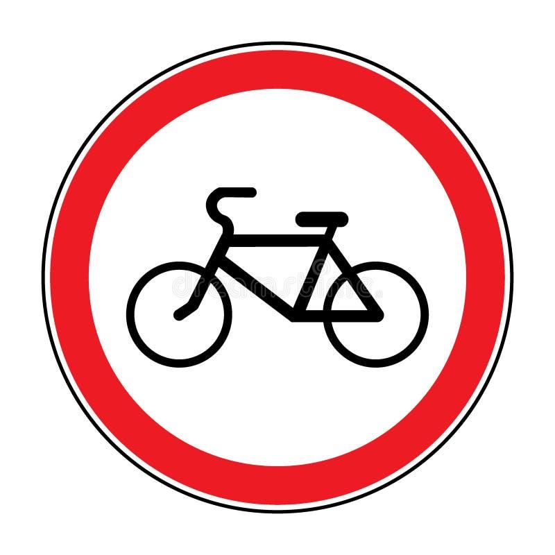 ani śladu na rowerze ilustracji