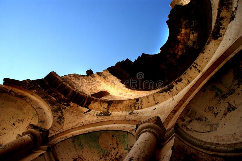 Ani Ruins stockbild