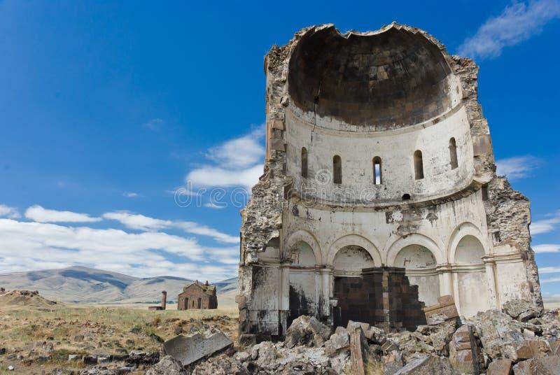 Ani - Turchia fotografia stock libera da diritti