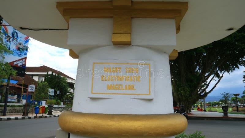 ANIEM-Monument royalty-vrije stock afbeelding