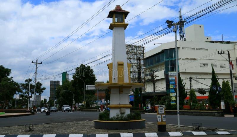 ANIEM-Monument stock foto