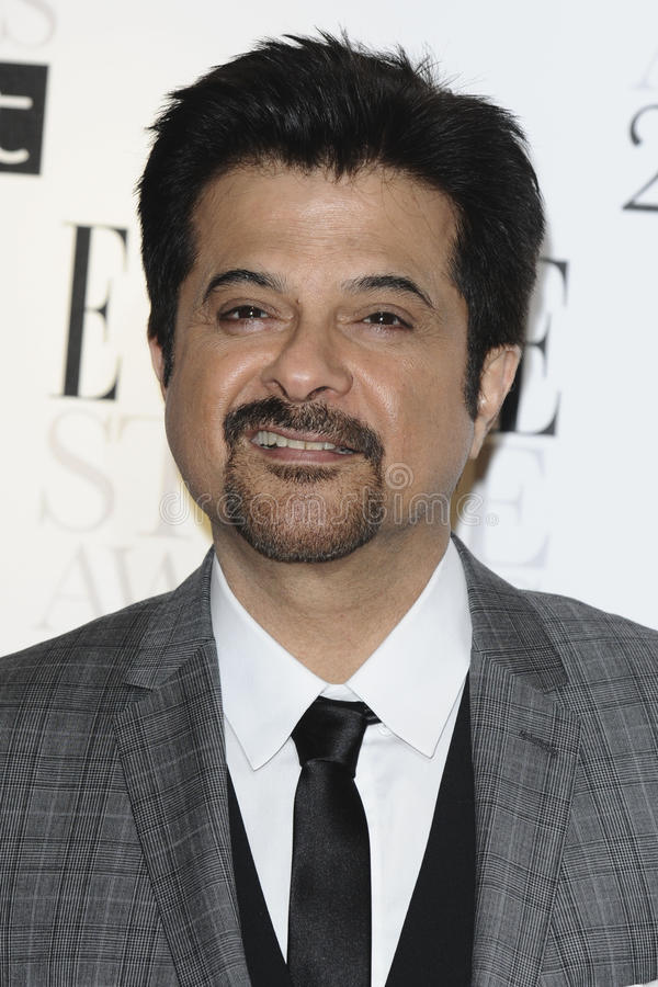 Anil Kapoor Editorial Image