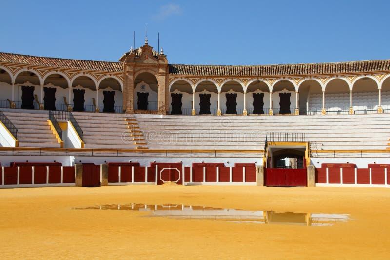 Anillo de Bull en España fotos de archivo libres de regalías