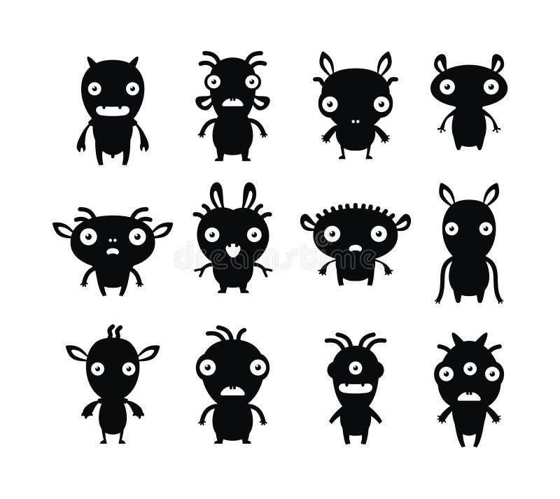 Animais de estimação 6 ilustração royalty free