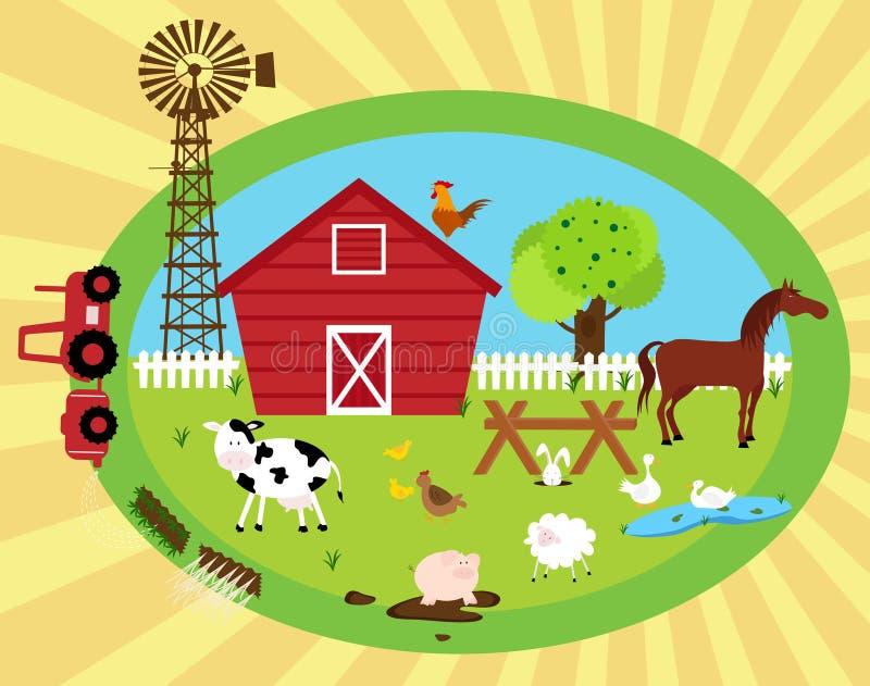 Animal royalty free illustration