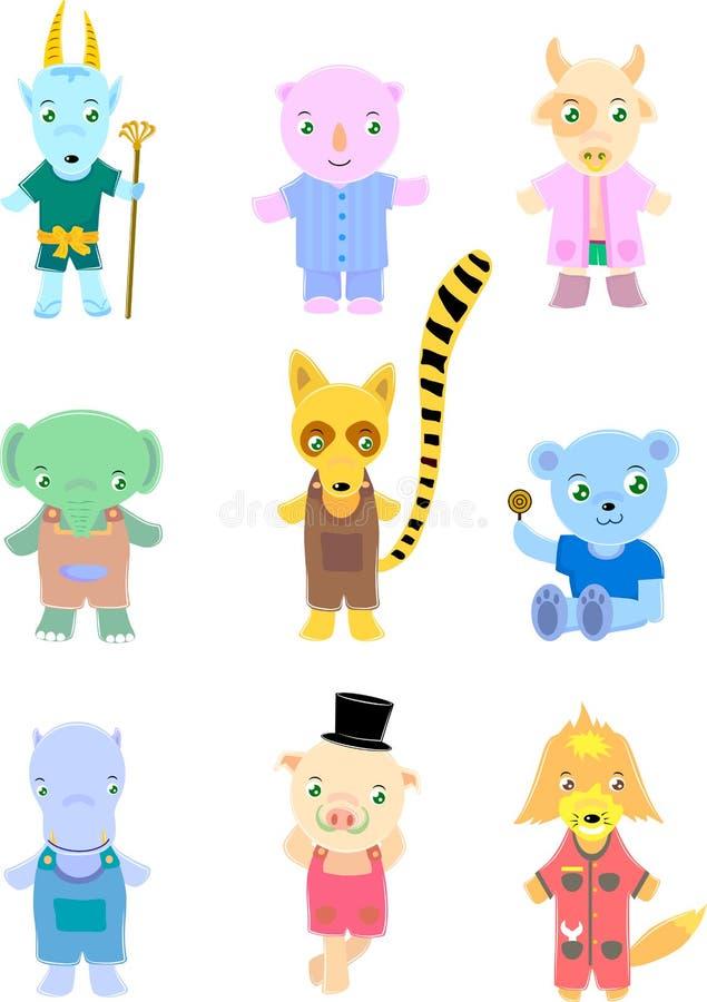 Download Animal stock illustration. Illustration of design, elephant - 24182067