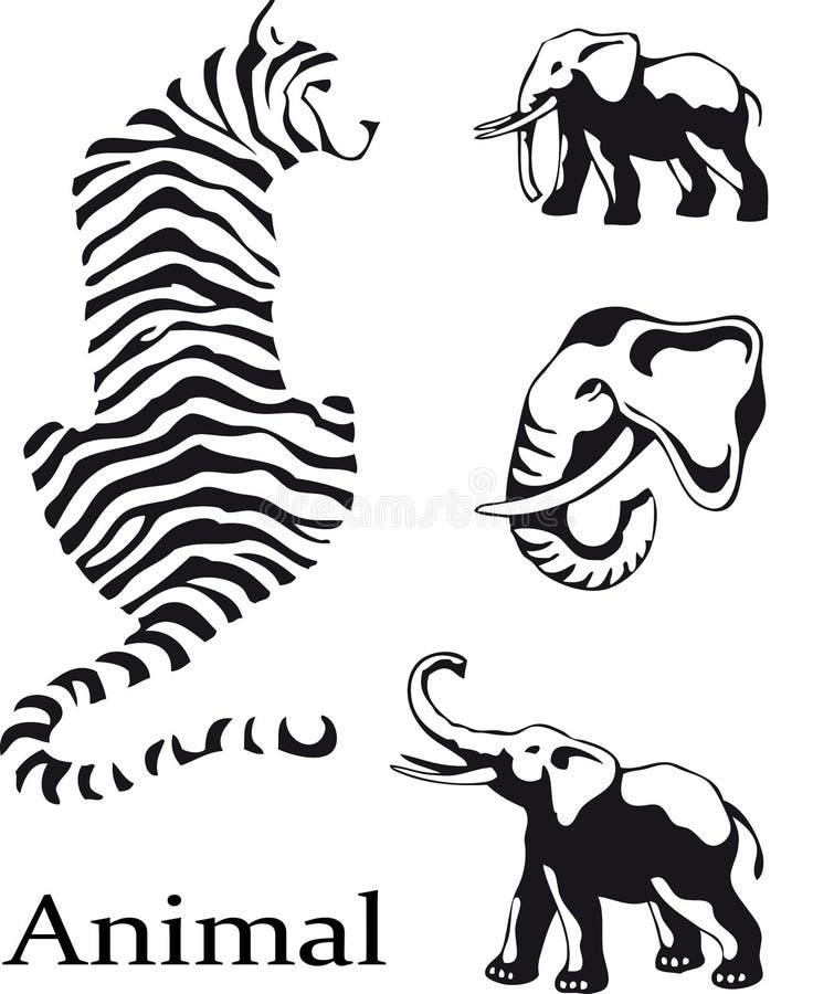 Animal ilustração do vetor