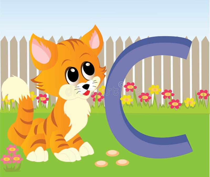 Download Animal Alphabet c stock illustration. Illustration of clipart - 32584088