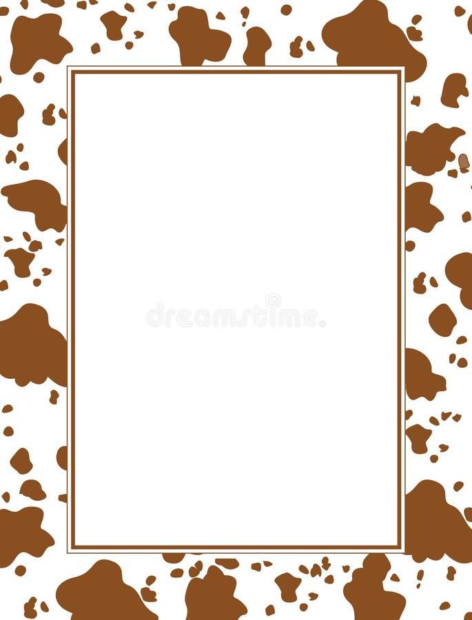Download Animal border stock illustration. Image of blank, cloth - 9975668