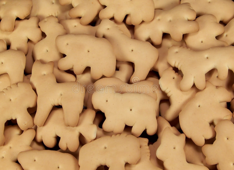 Download Animal Crackers stock image. Image of bear, snack, delicious - 3089623